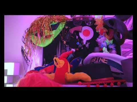 Fotolustro-fotobudka,ciężki dym,dekoracja światłem,napis LOVE itp - film 1