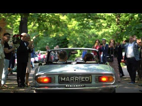 Triumph Spitfire - Zabytkowy kabriolet -  Sam Prowadzisz - film 1