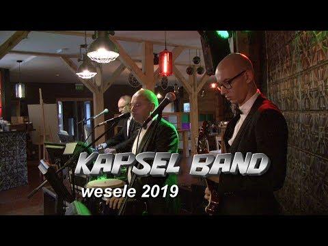 Kapsel Band - Zespół Muzyczny z wodzirejem - film 1