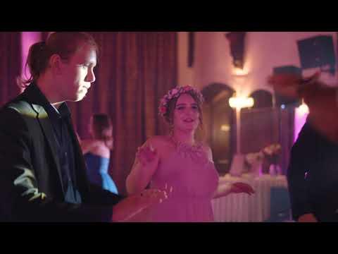 DJ TRICK  - Event & Wedding DJ   Fotobudka   Pirotechnika   Ciężki dym - film 1