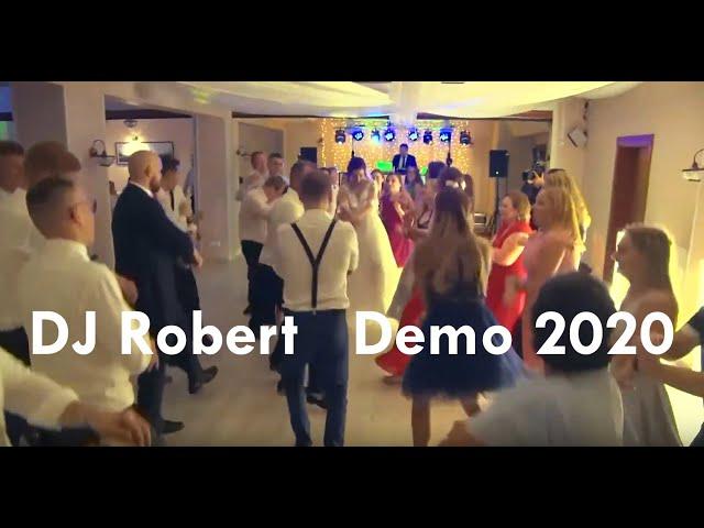 DJ Wodzirej Robert na Twoje Wesele, Karaoke, Ciężki dym, Fotobudka itp - film 1