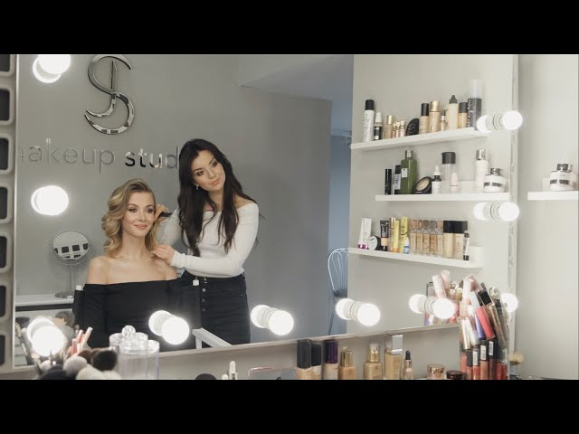 Makijaż i  fryzura ślubna  - Julia Skobel - film 1