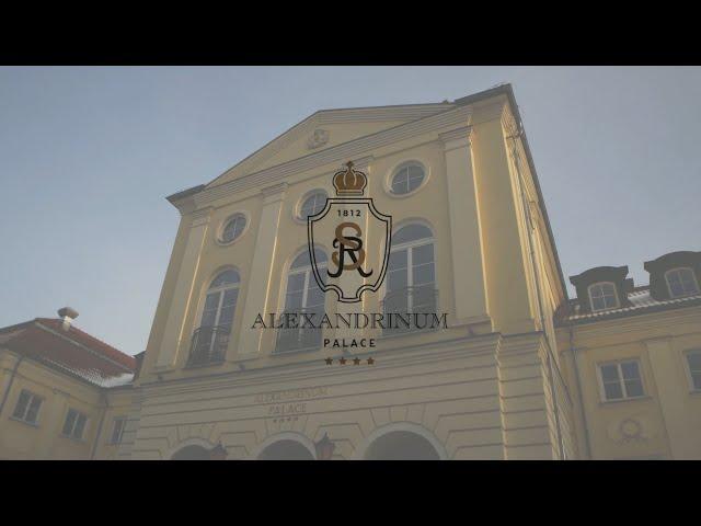 Hotel Pałac Alexandrinum**** - film 1