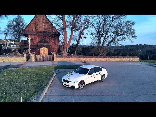 Białe BMW 3 M-Performance / Lexus NX300H - od 499PLN! - film 1