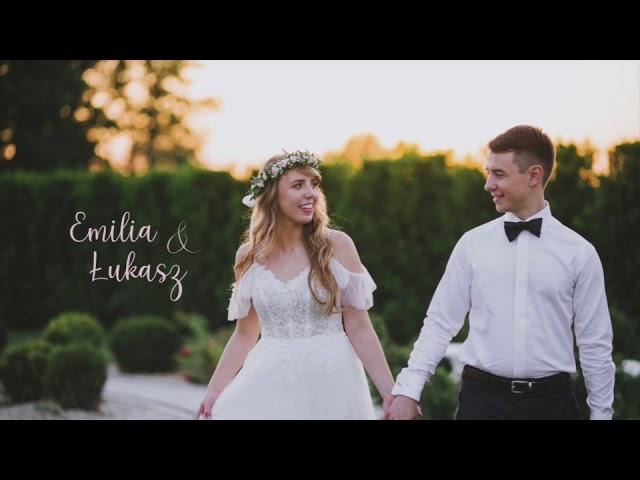Emilia i Łukasz Oprawa muzyczna ślubów (wokal, organy, skrzypce) - film 1