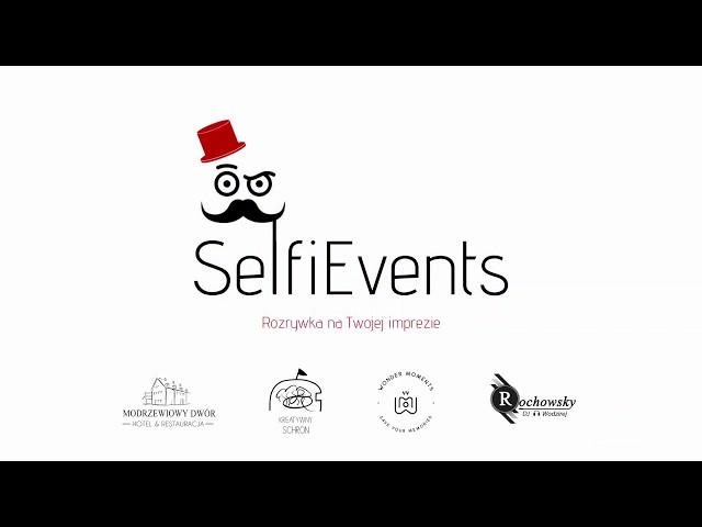 FOTOLUSTRO SelfiEvents- Profesjonalna organizacja rozrywki - film 1