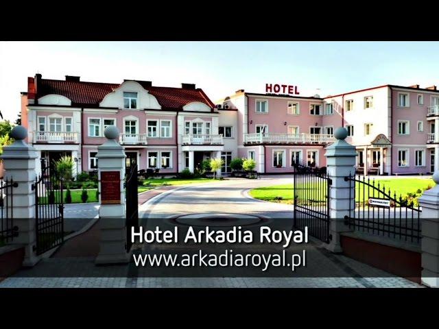 Hotel Arkadia Royal - film 1