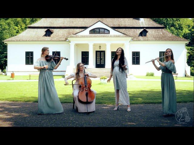 Yes I duo- duet, trio na ślub, oprawa muzyczna ślubu, skrzypce, flet - film 1