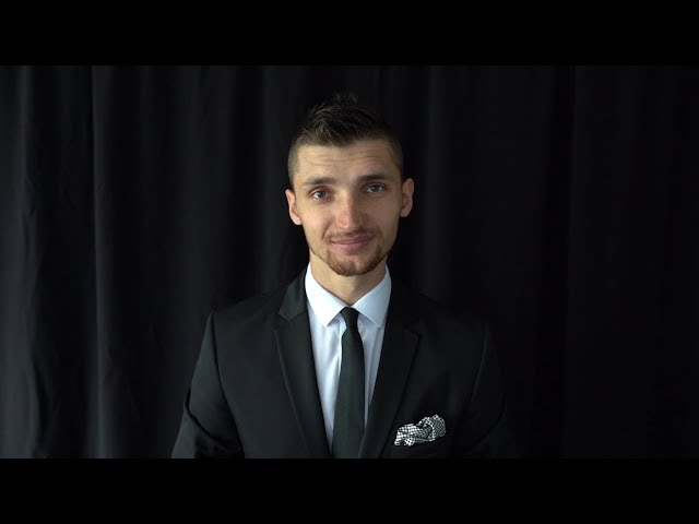 Iluzjonista Karol Sanetti - ekskluzywna atrakcja - pokaz iluzji - film 1