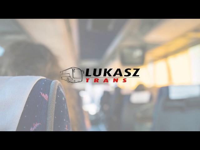 LUKASZ TRANS Łukasz Kania - wynajem autokarów i busów - film 1