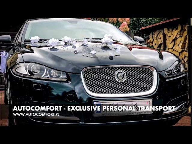 AutoComfort - Wynajem Autokarów Busów i Limuzyn - film 1