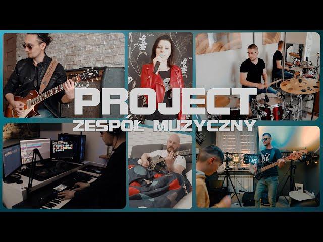 Zespół PROJECT - 100 % na żywo - saksofon - film 1