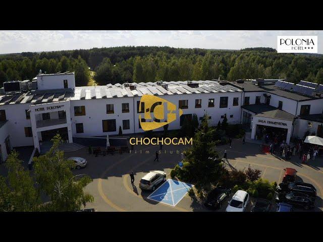 Hotel Polonia ***- hotel, restauracja, dwie sale bankietowe - film 1