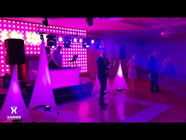 🥇 Wodzirej Xawier+ DJ  na wesele - film 1