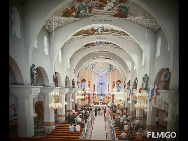 Sercem wyśpiewane- Oprawa muzyczna ślubu/ w kościele,plenerze,urzędzie - film 1
