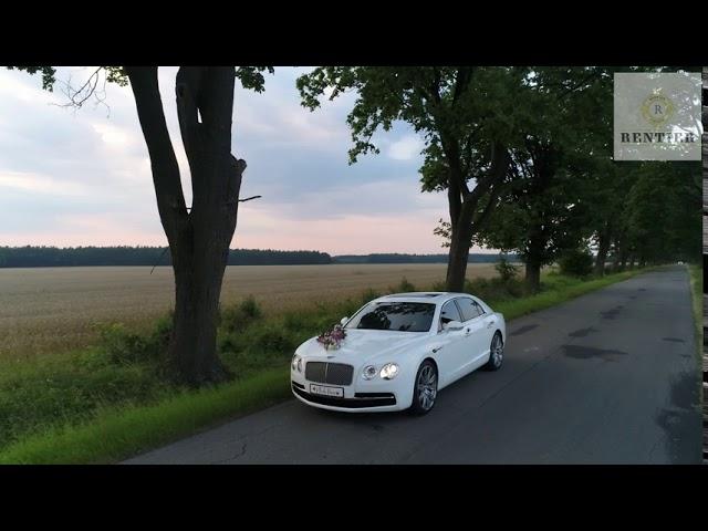 Bentley, Maserati, Jaguar, Phantom, Excalibur. OBSŁUGUJEMY CAŁĄ POLSKĘ - film 1