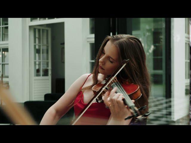 Profesjonalna Oprawa Muzyczna | skrzypce/śpiew/kwartet/organy/trąbka - film 1