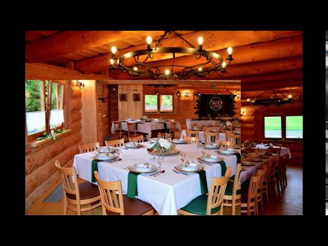 Wesele w górach, rustykalne wesele w Karczmie Olza - film 1