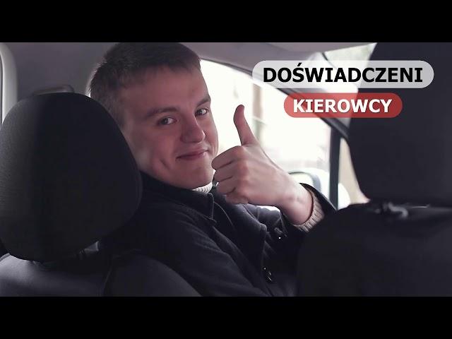 Profesjonalny i bezpieczny transport gości - Nowe samochody - Wygoda - film 1