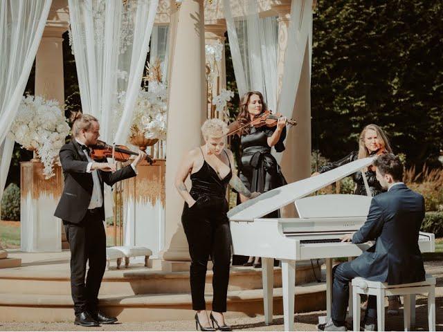 Centrum Muzyki Marzeń - HARFA, KWARTET, WOKAL, PIANO, SAKSOFON, CHÓR - film 1