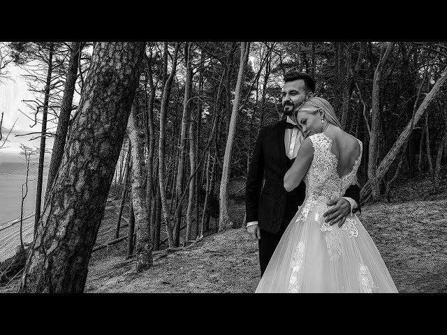 Wideofilmowanie Ślubu  + Teledysk nad Morzem + Dron + Podziękowania - film 1