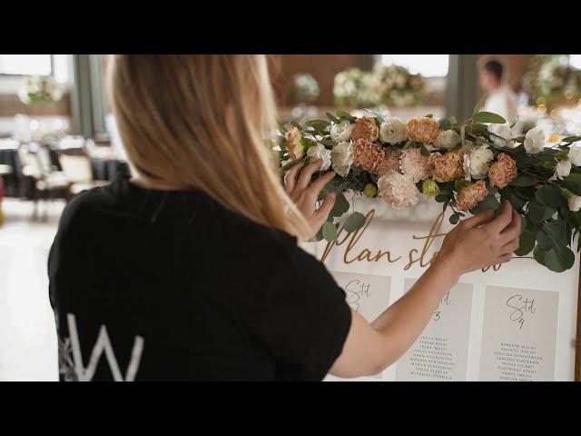 Weselomania - dekoracje | fotolustro | drink-bar | zaproszenia | - film 1