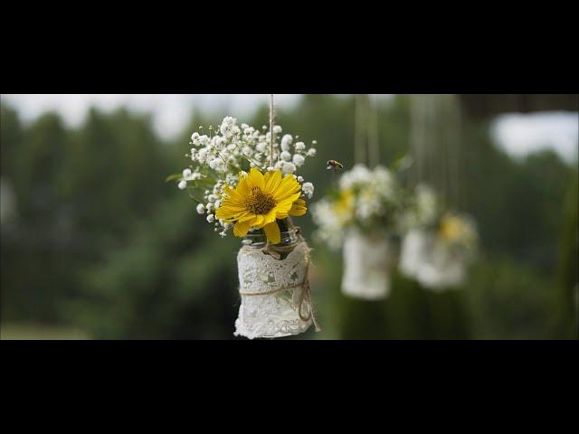 Motyle w Brzuchu :: Piękny Film Ślubny - film 1