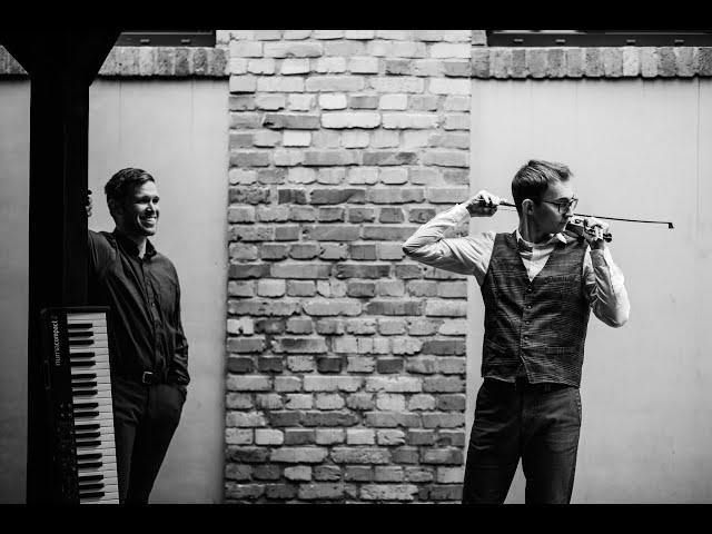 The Gentlemen Music Project // DJ i KONFERANSJER + SKRZYPCE LIVE - film 1