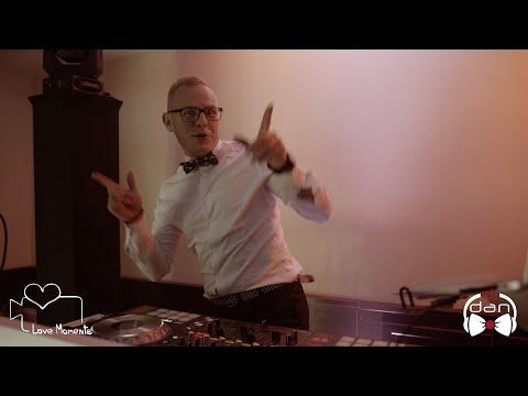 Prezenter DJ Dan / Wodzirej / 15 Lat doświadczenia - film 1