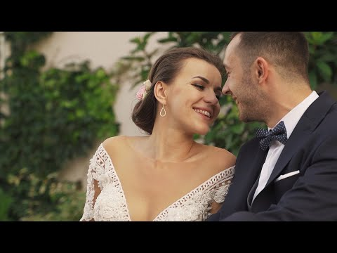 Uroczyscie - Wyjątkowe, nowoczesne i nastrojowe filmy ślubne. - film 1