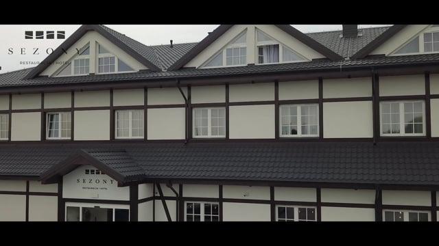 Sezony. Restauracja i Hotel- nowy piękny obiekt 15 min od Poznania - film 1