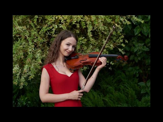 Oprawa muzyczna, skrzypce na ślub - film 1