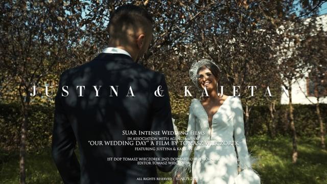 SUAR Intense Wedding Films | Kinowa jakość | Nagradzane Studio - film 1