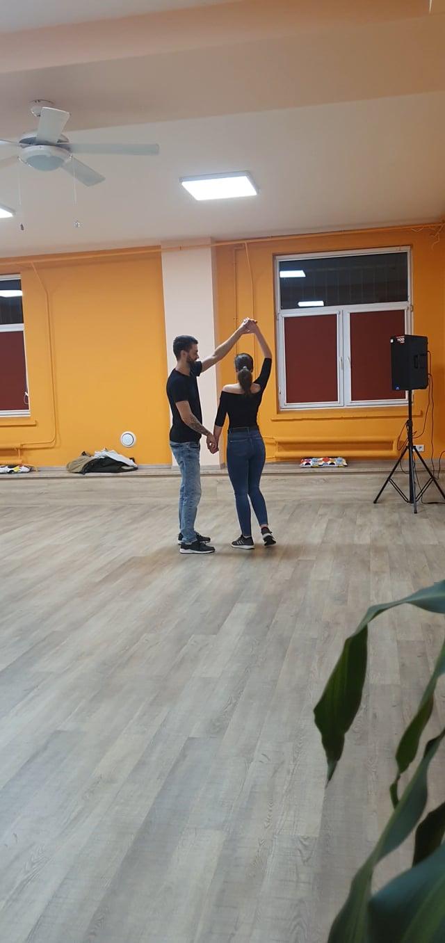Pierwszy taniec - film 1