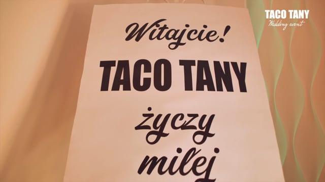 DJ i wodzirej TACO TANY / Z nami zawsze jest weselej! - film 1