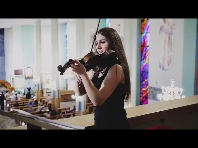 Piękne skrzypce na ślub | Muzyka na wesele i nie tylko! - film 1