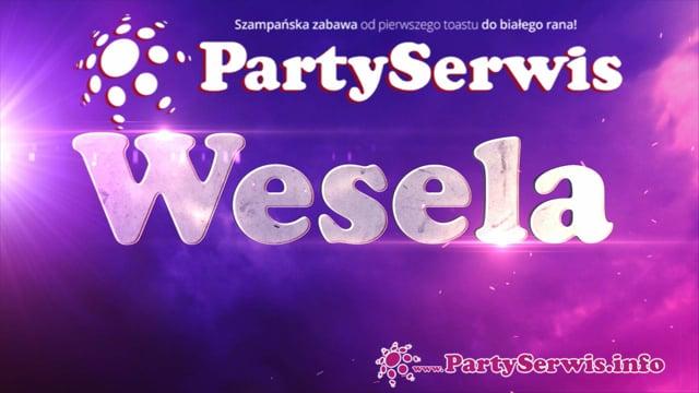 PartySerwis Gwarancja udanej imprezy i pełnego parkietu! Zawodowi DJ'e - film 1