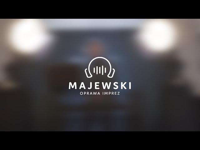 DJ/Wodzirej - Oprawa Imprez Majewski - film 1