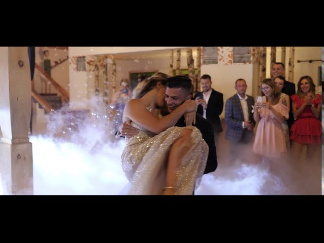 DJ /Wodzirej MATTY/Taniec w chmurach / Dekoracja światłem - film 1