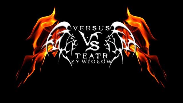 Teatr Żywiołów Versus -  taniec z Ogniem + Płonące serce - film 1