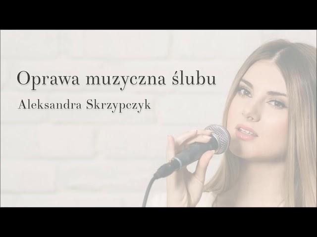 Śpiew na ślubie TRIO - film 1