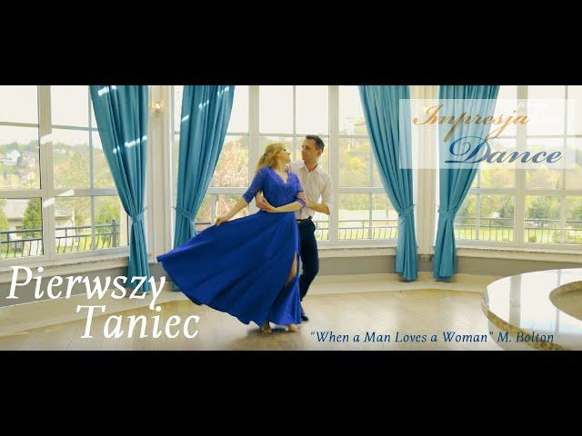 Pierwszy Taniec i taniec użytkowy Impresja Dance - film 1