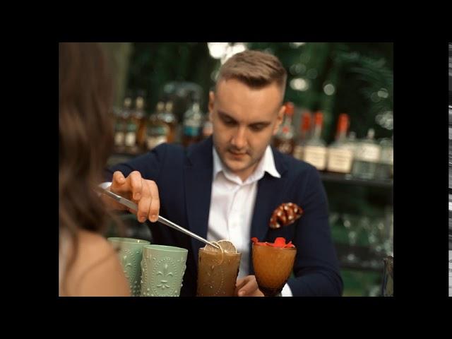 Profesjonalna obsługa barmańska - Drink Bar , Barman na wesele - film 1
