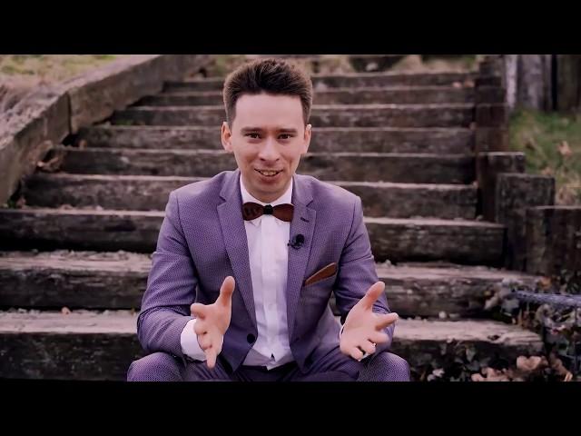 Weselnie Krzysztof Paruch (Dj/Prezenter/Konferansjer) - film 1