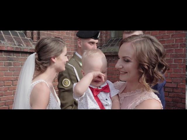 Fotografia i filmowanie ślubów + dron - film 1