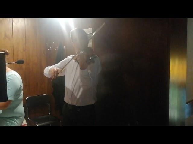 Skrzypce na ślub, muzyka w kościele/urzędzie/plenerze - film 1