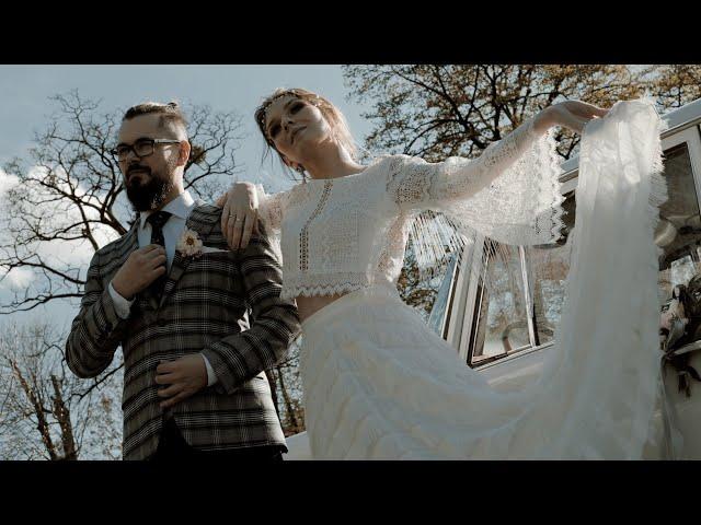 Zakadrowani - Emocjonalne filmy ślubne - film 1