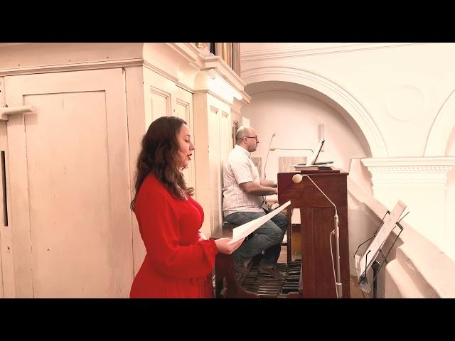 Cantabile Anna Białek - Śpiew na ślubie - film 1