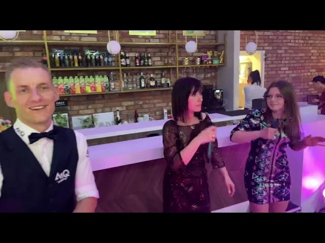ArQ Weddings - zespół na Twoje wesele - film 1