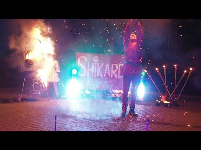 Fireshow SHIKARDOS.Taniec z ogniem,pokazy ognia.Wolne terminy 2021 - film 1
